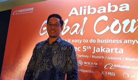 alibaba wikipedia indonesia alibaba global course beri pelatihan e commerce pada ukm