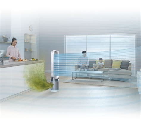 air purifier and fan in one review dyson cool hepa air purifier and fan