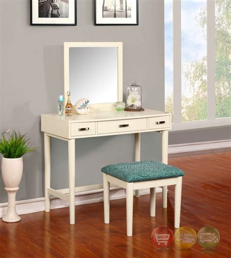 vanity set bedroom garbo simple white bedroom vanity set with bench