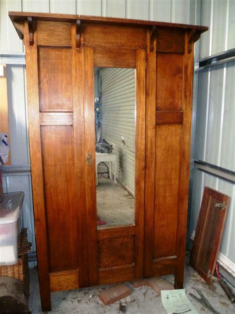 Silky Oak Wardrobe by Wardrobe Is This Silky Oak The Ebay Community