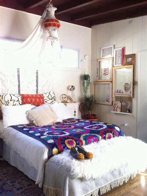 65 Refined Boho Chic Bedroom Designs Digsdigs Boho Bedroom Furniture