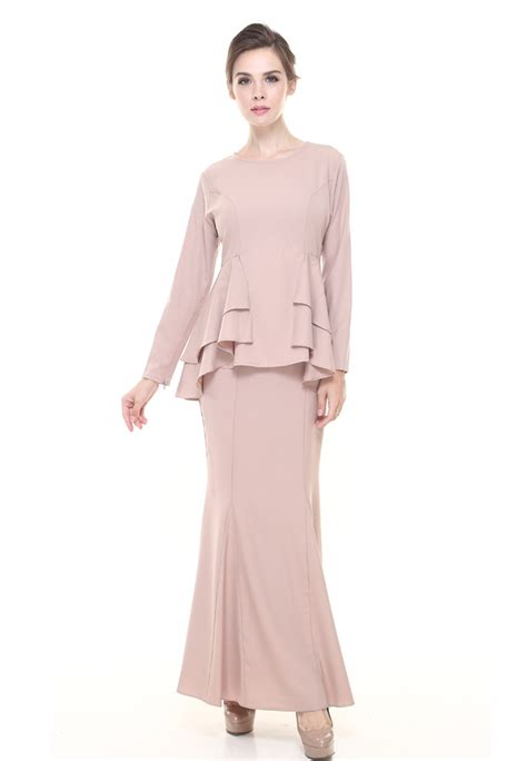 design baju company 2018 fashion baju kurung raya 2018 moss crepe design baju