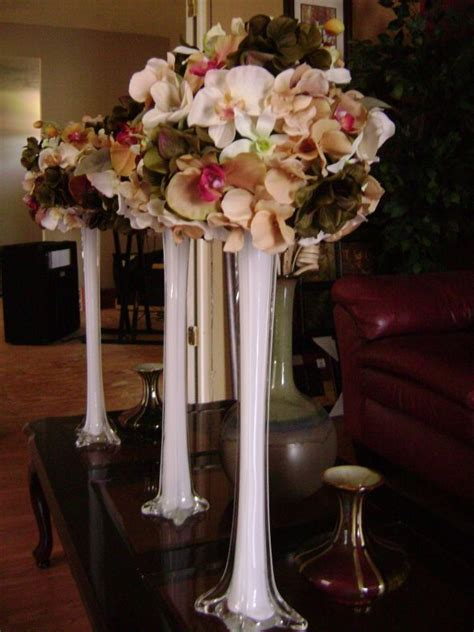 17 best images about tower vases centerpieces on