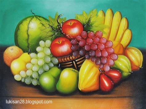gambar lukisan buah buahan images