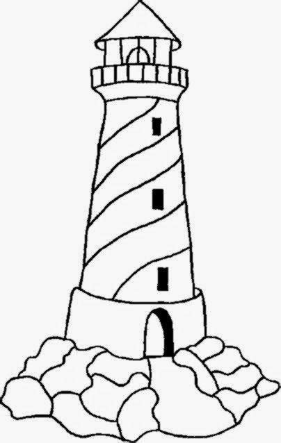 lighthouse printable lighthouse coloring sheets free coloring sheet quilled