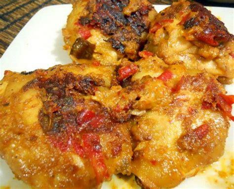 Ayam Bakar Khas Padang resep ayam bakar padang bumbu asli sederhana enak