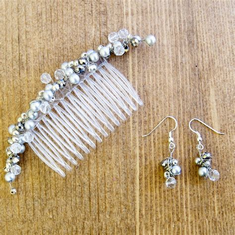 How To Make Handmade Accessories - how to make bridal hair accessories pictures photos and