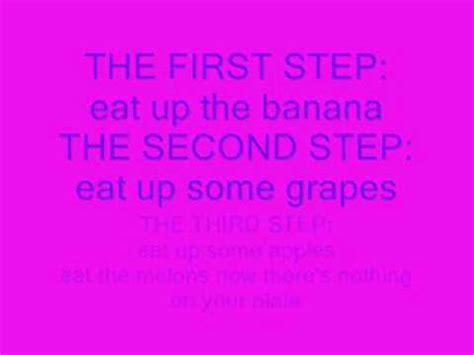 fruit salad song the wiggles fruit salad lyrics wmv