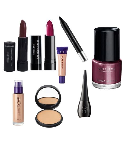 Make Up Oriflime oriflame makeup kit saubhaya makeup