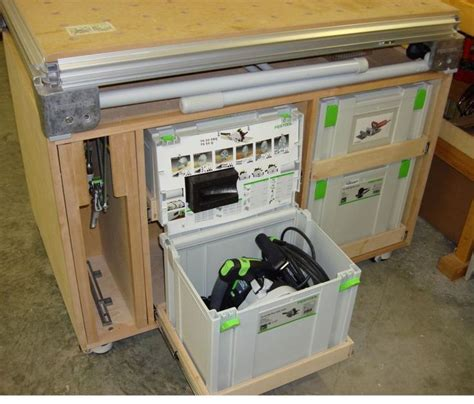 Building Cabinets With Festool by 57 Best Images About Festool Workshop Storage On