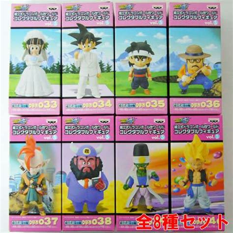 Wcf Custom Resin Vegeta Wedding banpresto wcf dwc world collectable figure visual guide figures toys gashapons