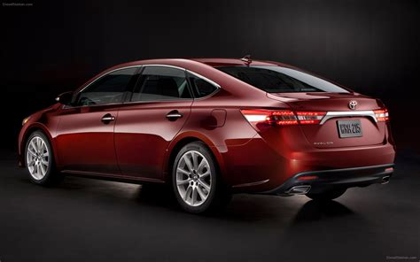 Toyota Copm Toyota Avalon 2013 Widescreen Car Wallpapers 02 Of