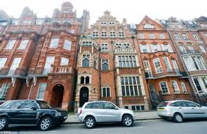 Large One Story Homes Grade Ii Listed Cadigan Square Belgravia Building To Be