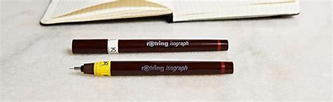 Rotring Rapido Isograph Pen 0 1 Mm isograph drawing pen buy at rotring
