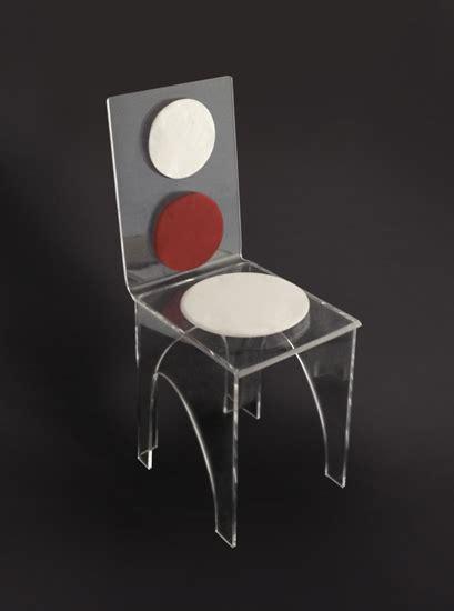 sedia plexiglass sedie in plexiglass poliedrica s r l arredamento e