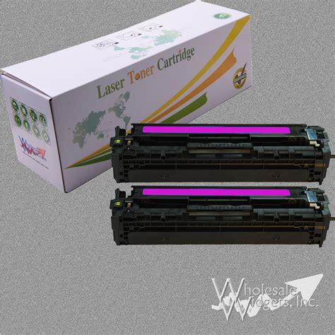 Toner Laserjet 125a Cb543a Magenta compatible hp 125a magenta toner for use in hp comp 125a magenta toner laserjet cp1215 cp1515n