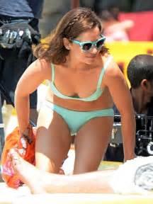 emilia clarke pubes emilia clarke in bikini on set of me before you in spain