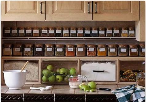 Kitchen Cabinet Spice Rack by Kitchen Cabinet Spice Rack Roselawnlutheran