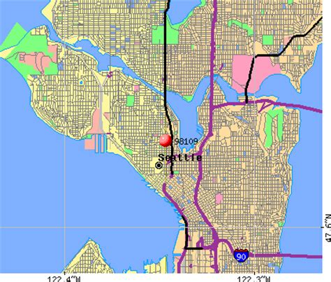 seattle income map 98109 zip code seattle washington profile homes