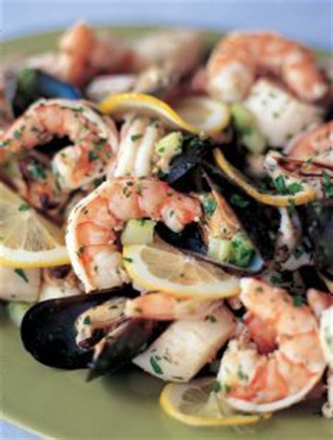 ina garten s shrimp salad barefoot contessa seafood salad seafood and ina garten on pinterest