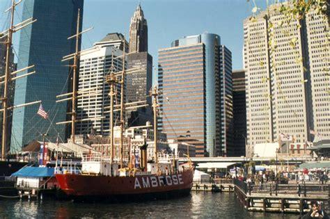 new york port port de new york