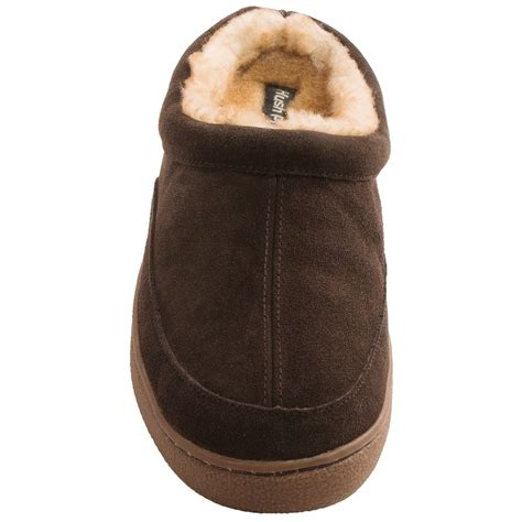 hush puppies house shoes hush puppies longleaf slippers for men save 79