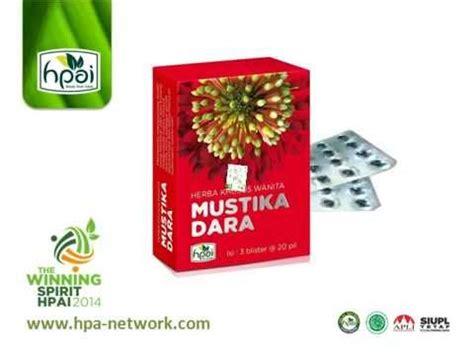 Herbal Mustika Dara Mustika Dara Hpai Herbal Alami Sari Rapet Xilfy