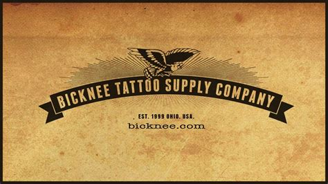 bicknee tattoo bicknee supply