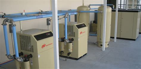 air system design installation air compressor engineering