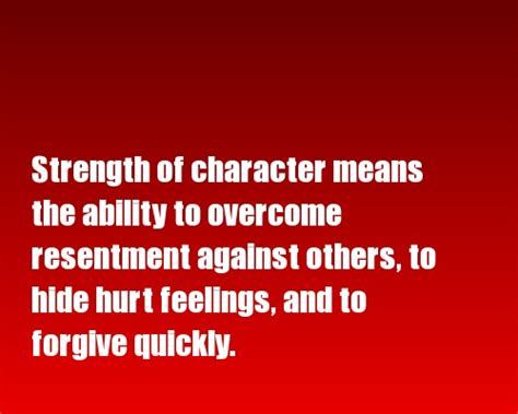 overcoming hurtful words rewrite your own story books strength of character means the ability to overcome
