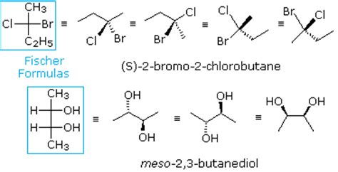 This new version of the Molecular Editor allows the user ... R 2 Chlorobutane Fischer Projection
