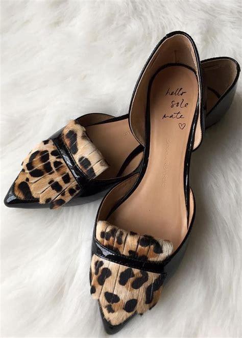 maneras combinar zapatos animal print  decoracion
