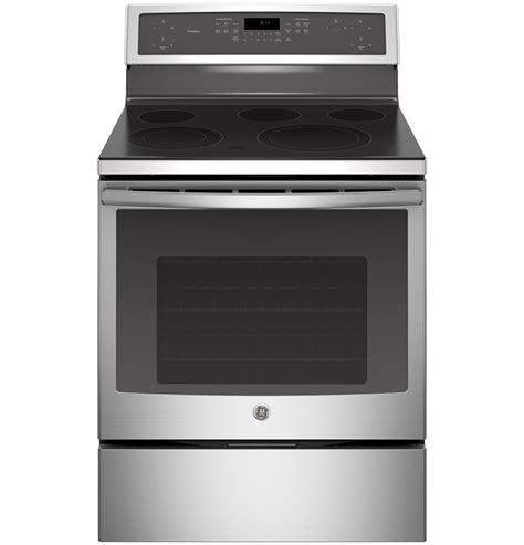 ge electric induction range ge freestanding ranges the edge ge appliances pressroom