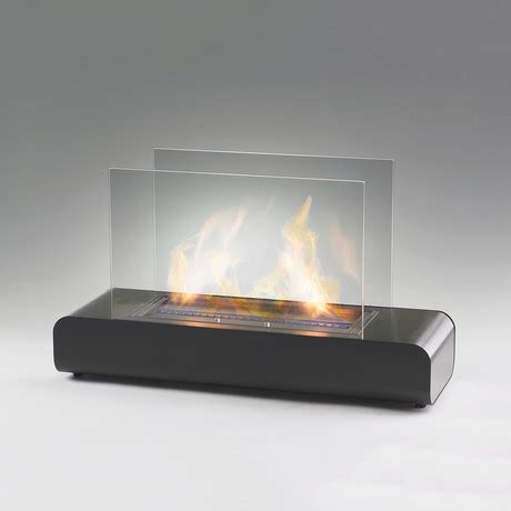 foyer ethanol eco feu ventless fireplaces touch of modern