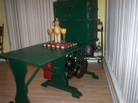 My new Rendezvous camp kitchen   by aldente @ LumberJocks