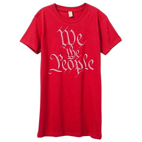 T Shirt We The 1 we the constitution vintage t shirt