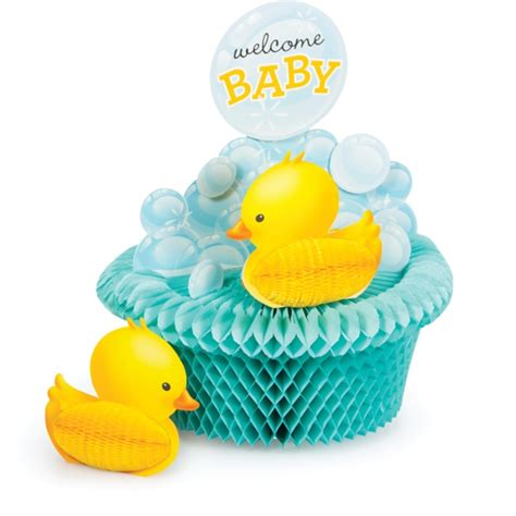 Rubber Ducky Baby Shower by Rubber Ducky Baby Shower Centerpiece Decoration