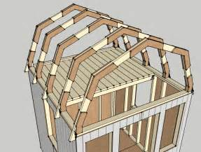 How To Build A Cottage Style Roof Gambrel Roof Small House Plans Hip Roof House Tinyhouse