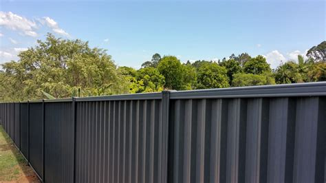 color bond colorbond fencing colorbond fence panels available