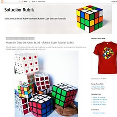 tutorial main rubik 3x3x3 cubos de rubik pearltrees