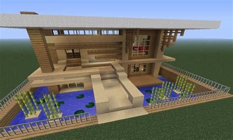 Cool Minecraft Houses To Build Cool Minecraft House Cool Minecraft House Plans