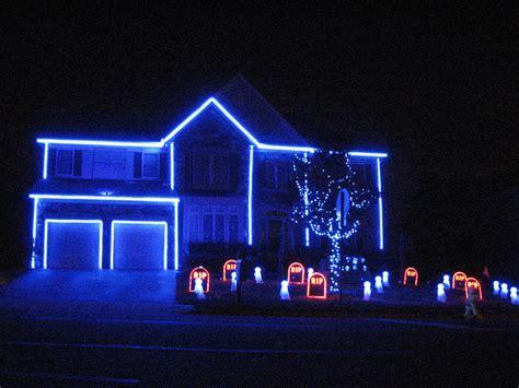 Nova Labs Tours Local Halloween Light Displays Presents Local Lights Displays