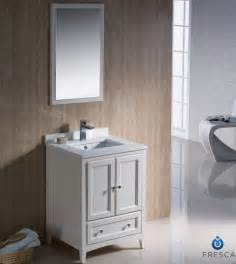 24 inch bathroom vanity 24 inch fresca oxford bathroom vanity fvn2024aw