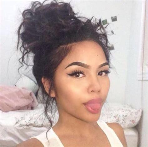 mixed nationality teen short hairstyles mixed race girls girl hair cyber ghetto favim com 4276638