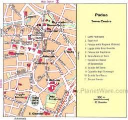 Padova Italy Map by Padua Italy Map Car Interior Design
