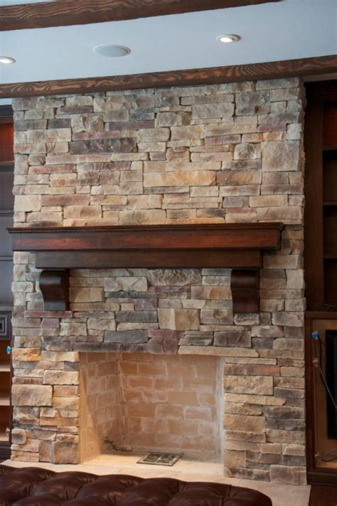 rock fireplaces mountain ledge stone fireplace pictures north star stone