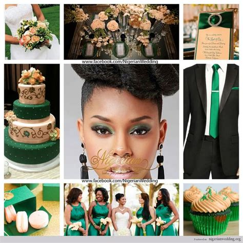 nigerian wedding colour in 2016 63 best images about nigerian wedding color schemes