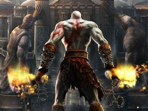 chaos god of war in the end there will be only chaos god of war