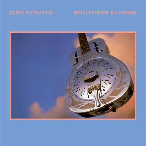 dire straits best album lyric of the week dire straits quot brothers in arms