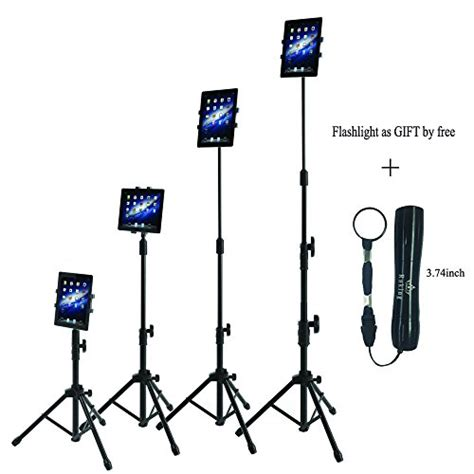 Buy 1 Get Free Promo Mini Tripod Holder Murah raking foldable floor tablet tripod stand mount for mini and others within 7 10 inch
